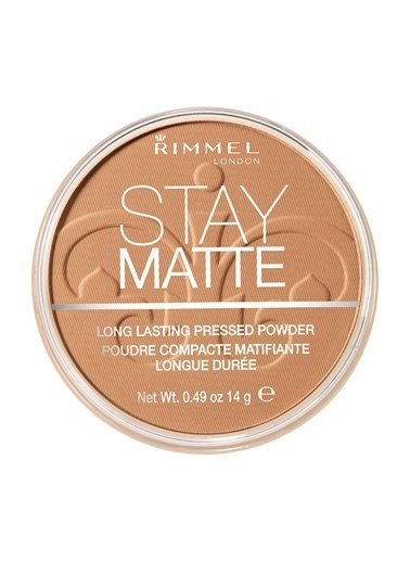 Rimmel London Stay Matte Pressed Powder Pudra  030-Caramel-Rimmel London